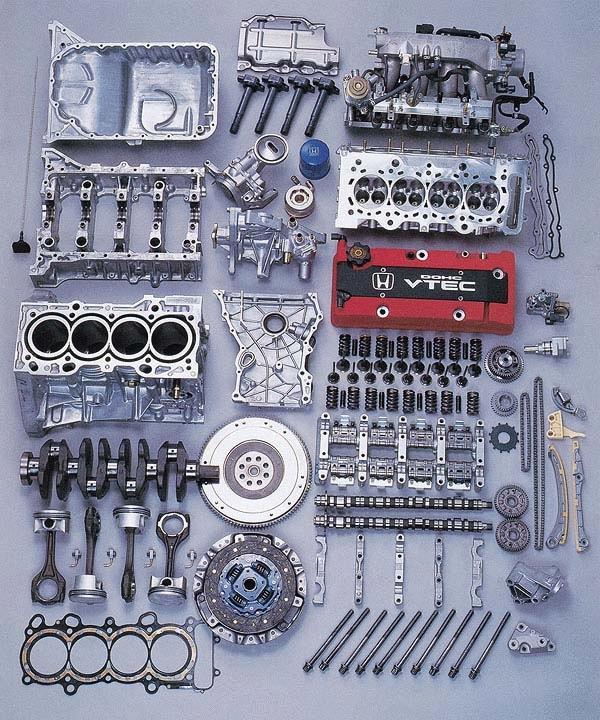 Vtec Motor Bild Vtec Engine 121 82 Kb Honda Forum