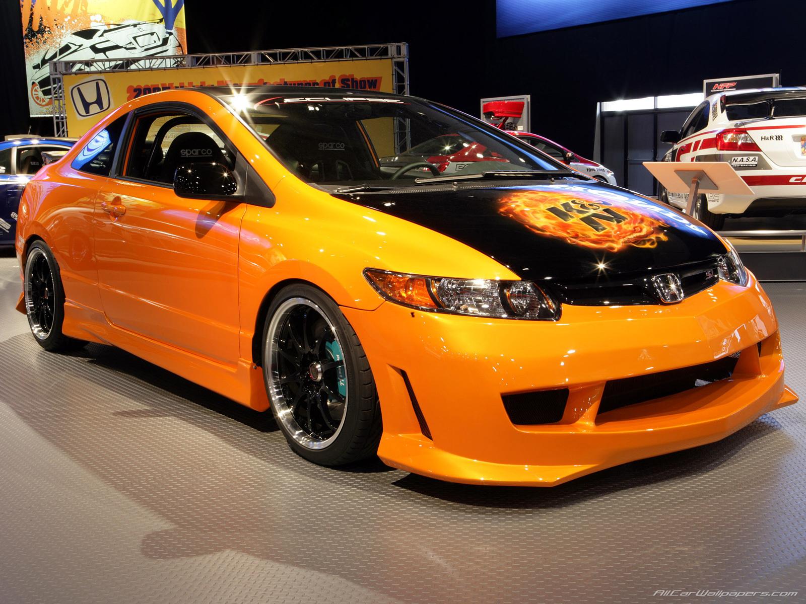 Honda Civic Bildhonda Civic Tuningsema 2997