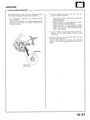 Suche Schaltplan für die LIchtmaschine im ED9 - Forum: CRX