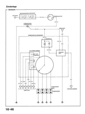 Großartig 2002 Honda Civic Schaltplan Zeitgenössisch - Elektrische ...