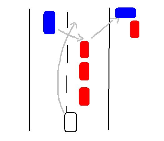 Fahrerflucht mit japanischem Auto -> Bild - Unfall Skizze - 13,63 KB ...