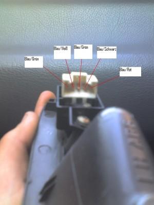 Pinbelegung für Fensterheber Schalter vom Hatch oder Coupe - Forum ...