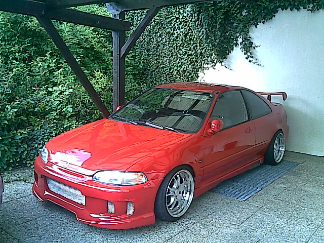 Coupe widebody vti civic 5th gen for Honda civic a13 service