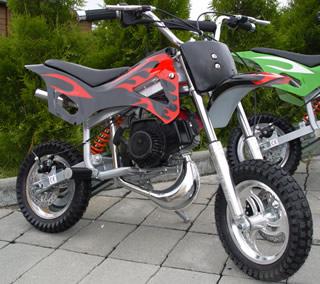 pocket bike 50ccm