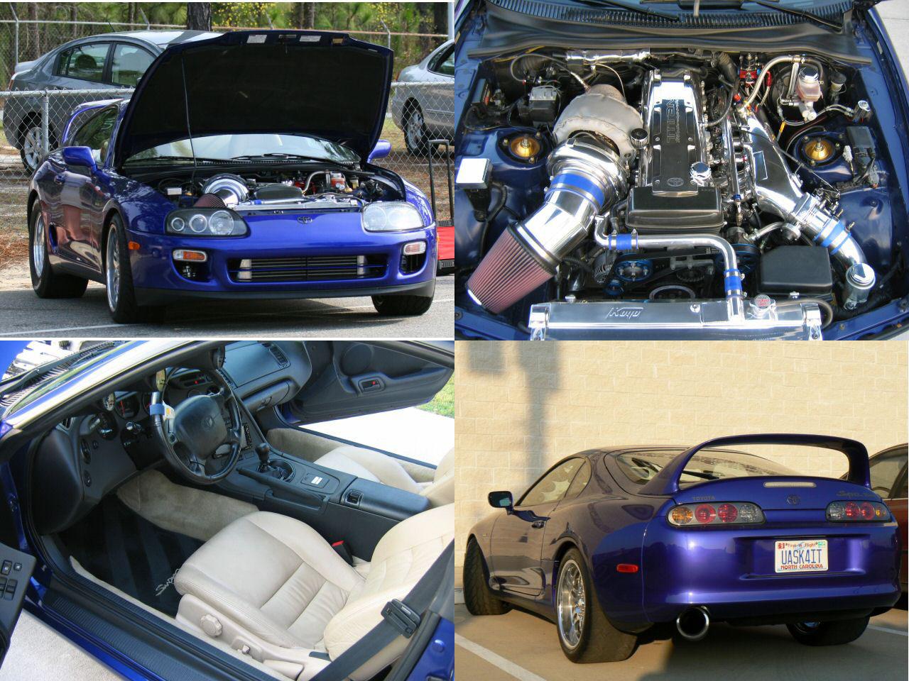 12134 1997 Toyota Supra Bild 316 48 Kb Honda Forum