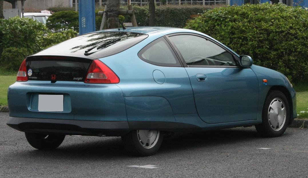 Insight Car Photo Honda Insight Hybrid Car