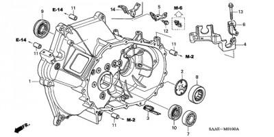 Honda jazz kupplung wechseln