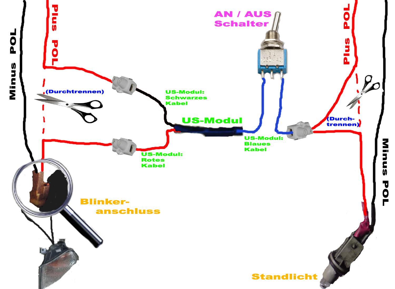 Tolle Furt Blinker Schaltplan Bilder - Elektrische Schaltplan-Ideen ...