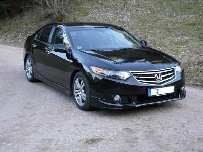 Verkaufe Honda Accord CU2 Type S schwarzes Hammer Teil!!
