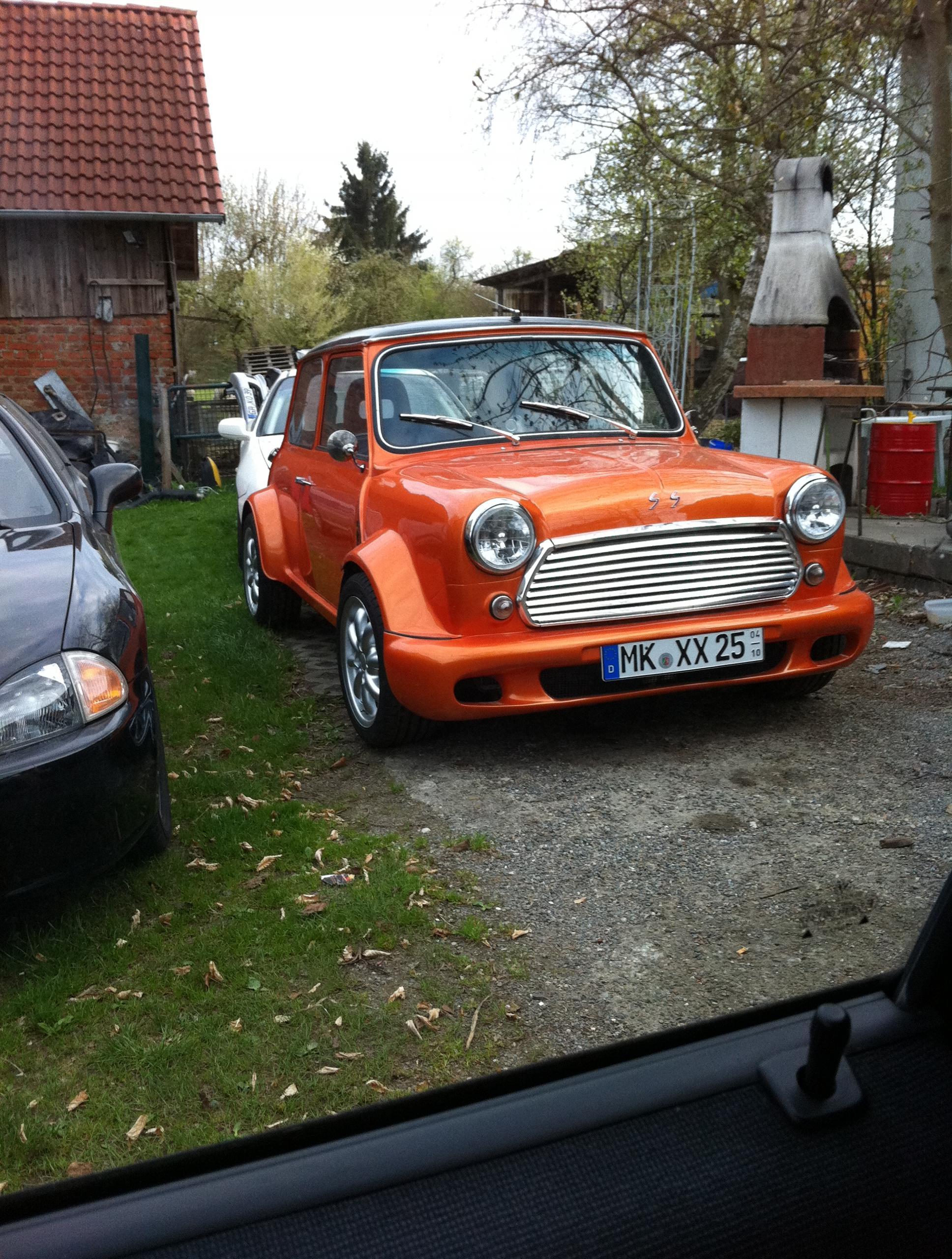Mini Mit B16 Turbo 300 Ps Bild