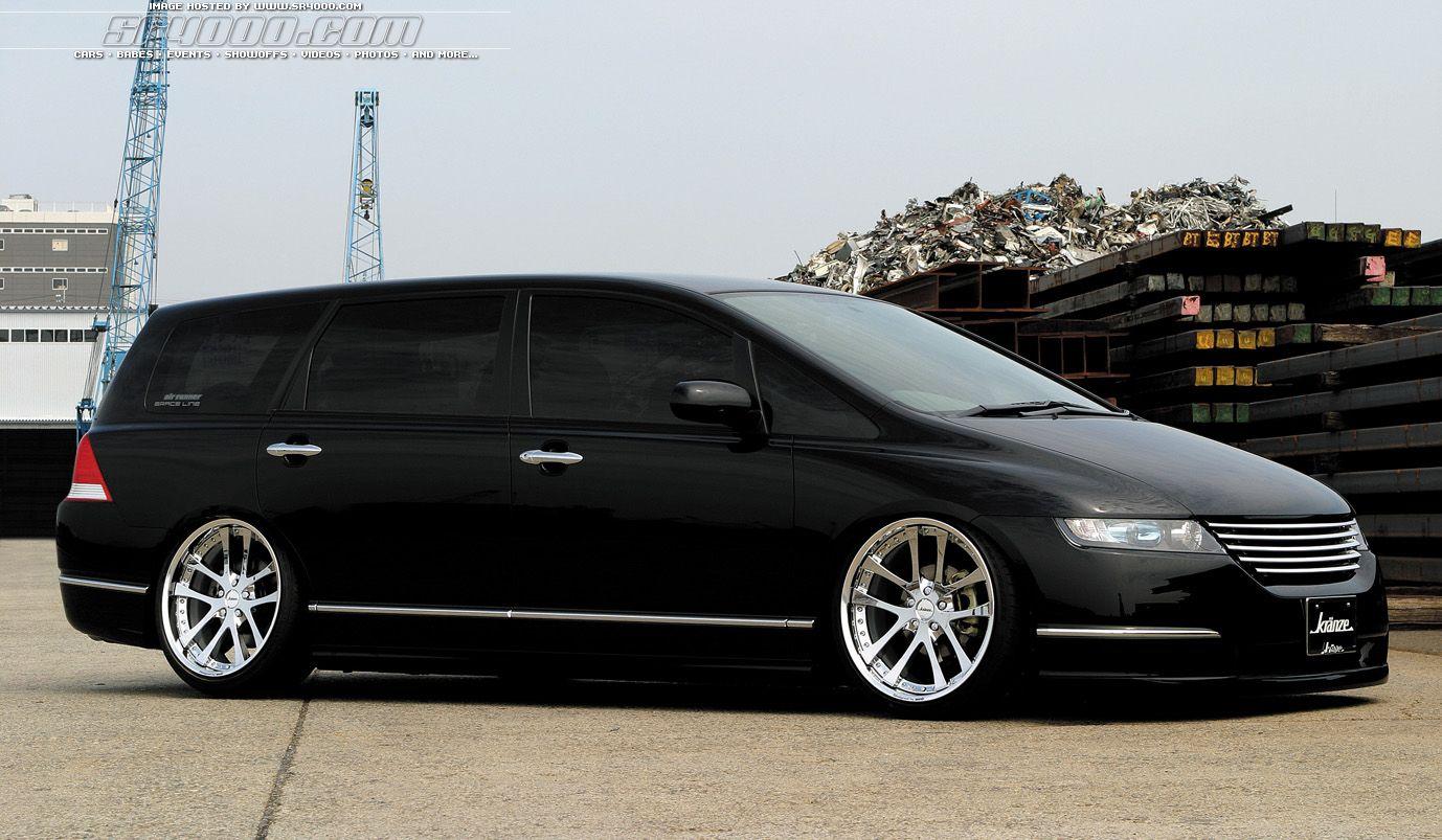 Honda Odyssey 266510 Bild - 179,46 KB - Honda Forum & Tuning