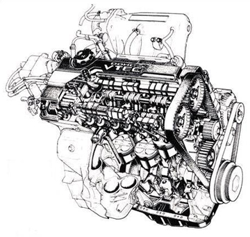 Eclipse Installation also 2000 Honda Rc51 Wiring Diagram moreover Honda R18 Engine further Ford Focus Under Hood Diagram together with D16y8 Fuel Rail Stud 3013025. on 2013 honda s2000