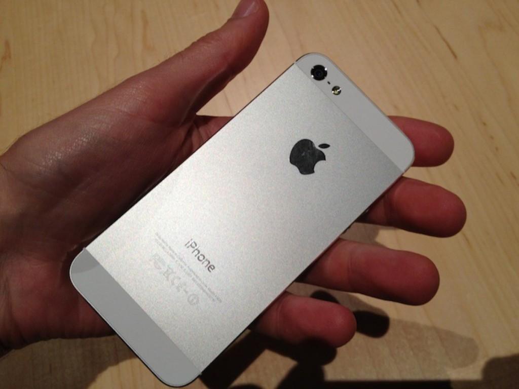 iphone 5 weiss unlocked mit apple care bild iphone 5. Black Bedroom Furniture Sets. Home Design Ideas