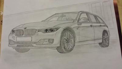 Ich Zeichne Euer Auto Auf Papier Forum Allgemein