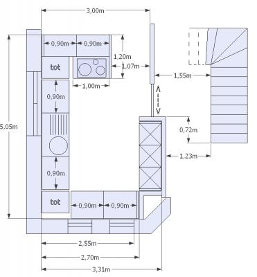 Küche Grundriss küchengrundriss wohin mit spüle kochfeld wand etc forum offtopic