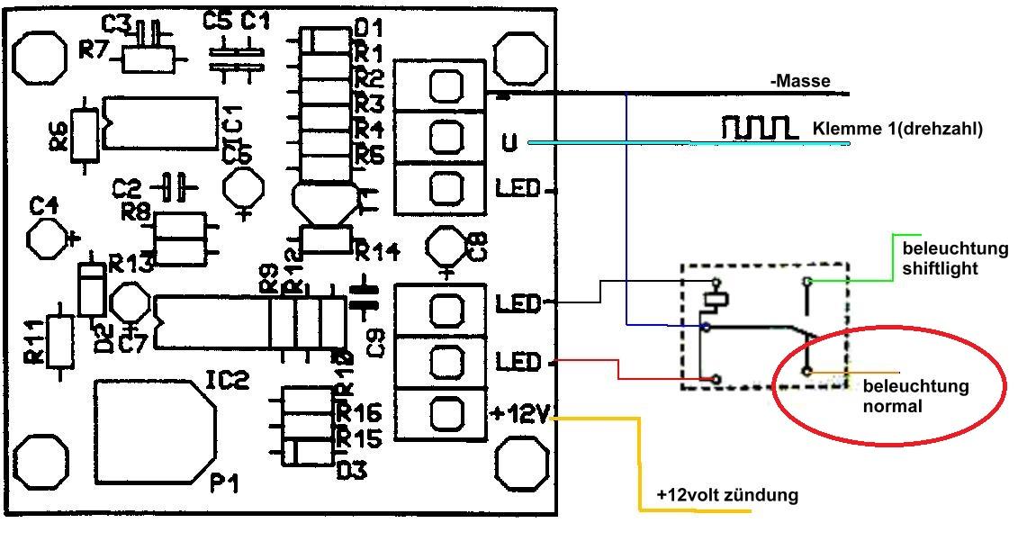 Berühmt Elektrische Schaltpläne Für Lichtventilator Und Licht ...