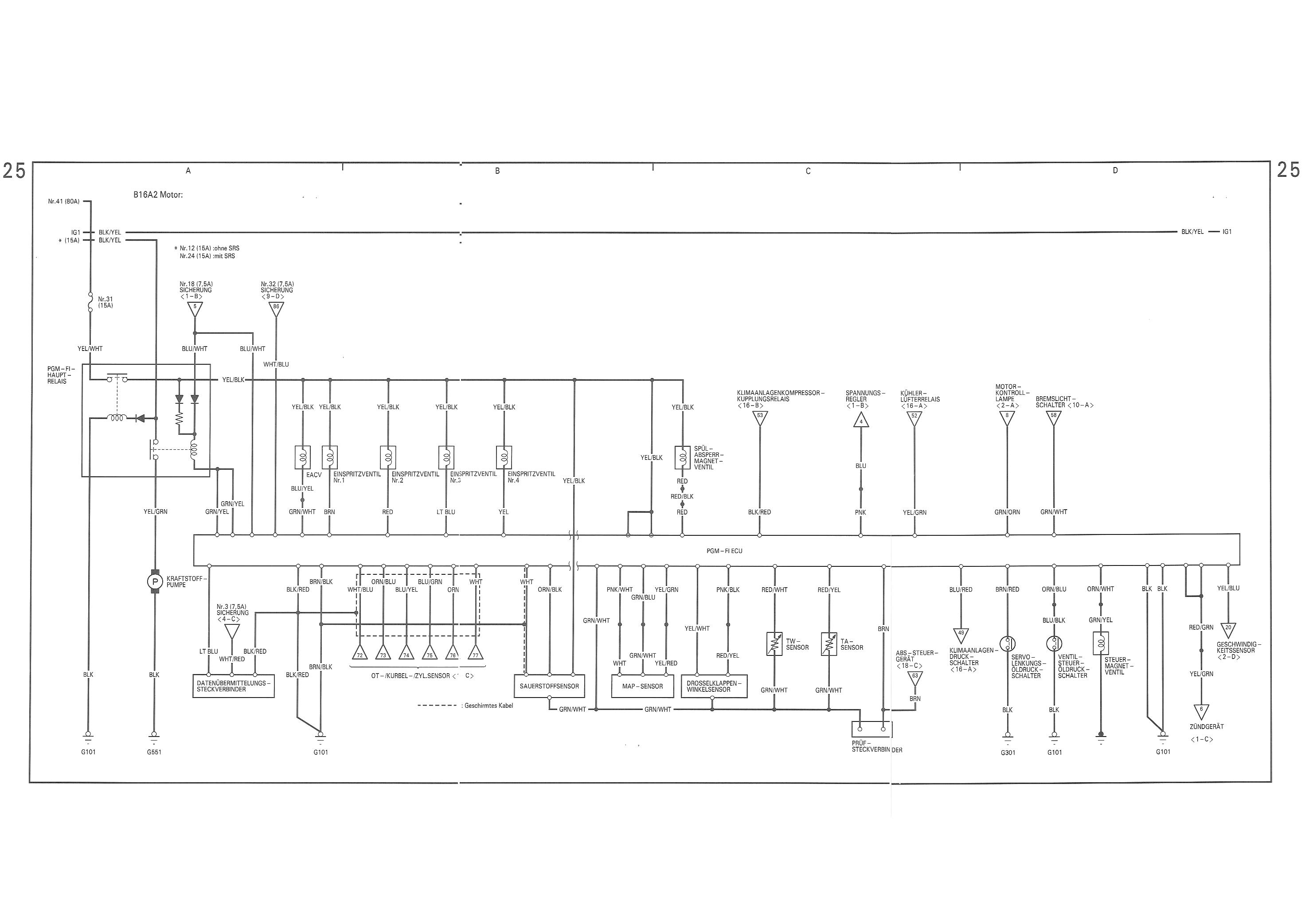 Tolle Crx Motor Schaltplan Ideen - Elektrische Schaltplan-Ideen ...
