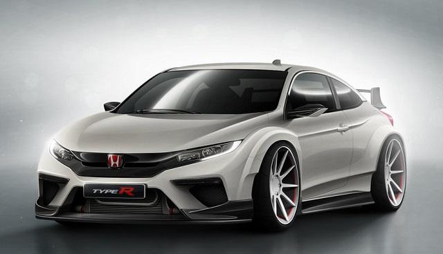 Bilder Civic Type R 2017 Bild - 2017 Honda Civic Coupe Type R Front ...