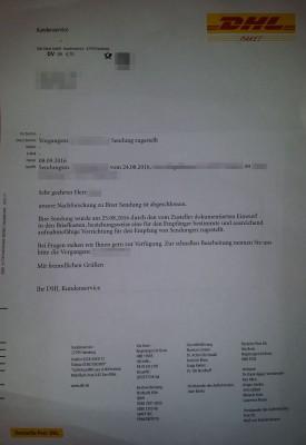 Dhl Paket In Briefkasten Ohne Unterschrift Zulässig Forum Offtopic