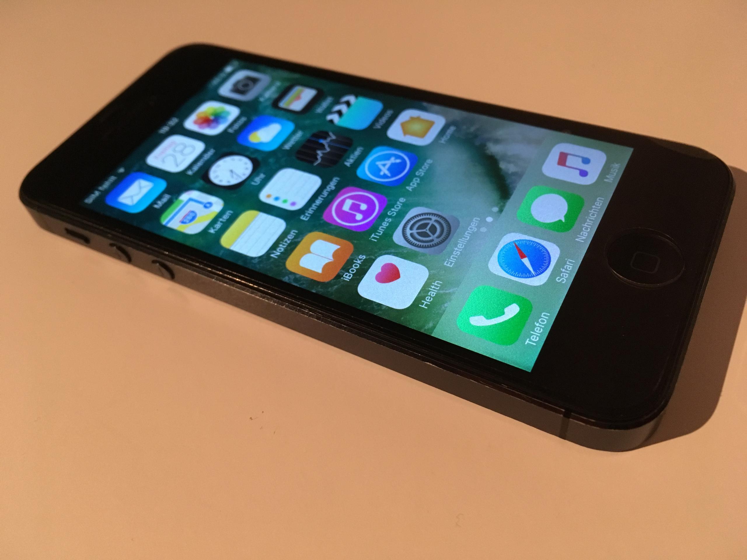 apple iphone neuer akku