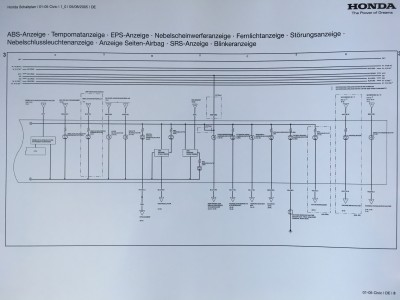 Wunderbar Honda Civic Schaltplan Lichter Bilder - Die Besten ...