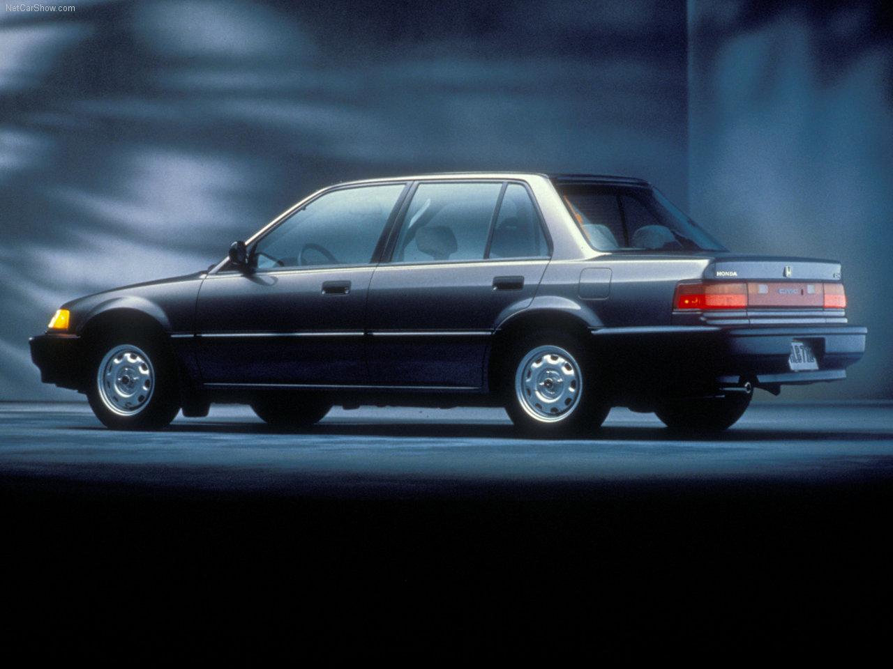 Honda Civic 1 6i Limousine Ed4 Honda Forum Amp Tuning